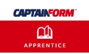 CaptainForm coupon code