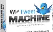 WP TweetMachine coupon code