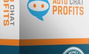 Auto chat profits software coupon code